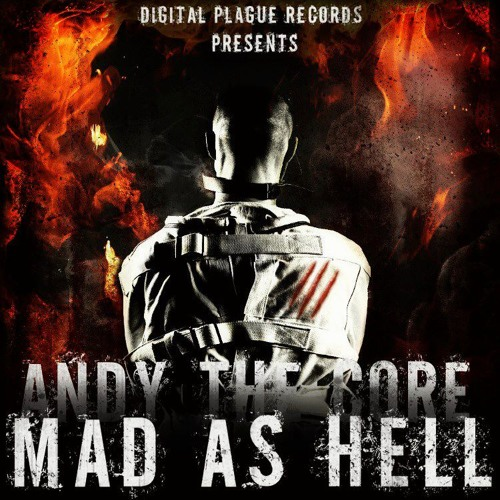 Andy The Core - Mad As Hell (DGP013)
