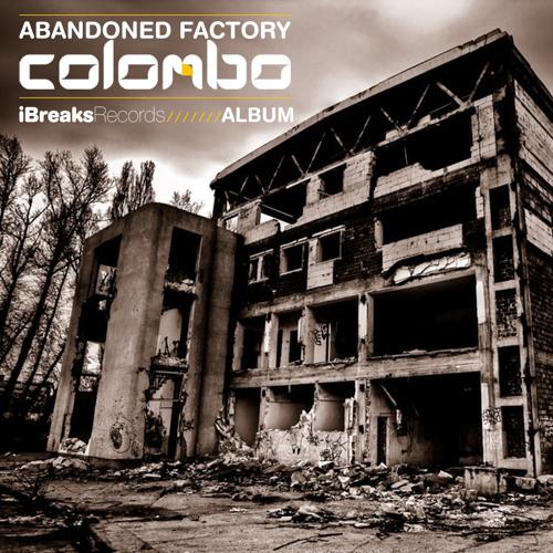 """Colombo : Rusty Cutter (""""Album"""") (iBreaks) Release Date 01/11/12"""