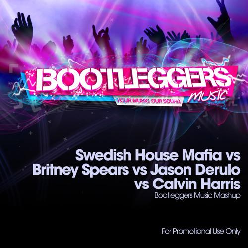 Swedish House Mafia vs Britney Spears vs Jason Derulo vs Calvin Harris - DMC EXCLUSIVE