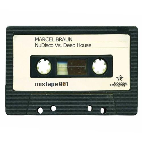 Marcel Braun - mixtape 001 (NuDisco vs. DeepHouse)