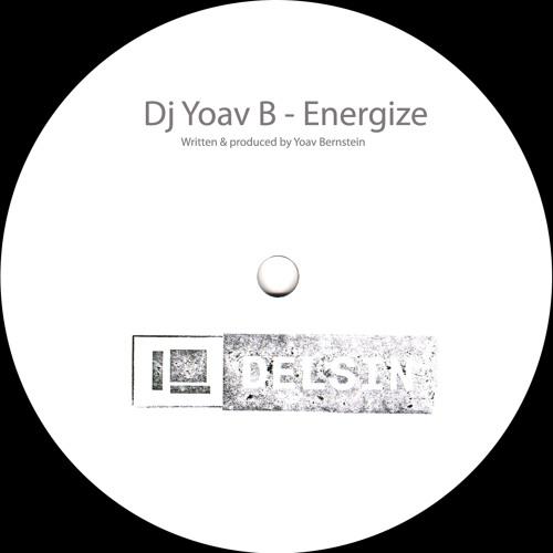 Dj Yoav B - Energize [dsr-sp4]
