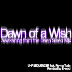 Dawn of a Wish -Awakening from the Deep Sleep Mix-