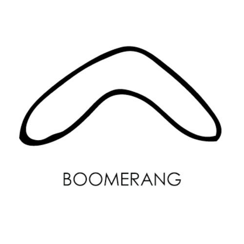 Boomerang set