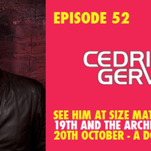 COLOURS PODCAST - Episode 52 - CEDRIC GERVAIS