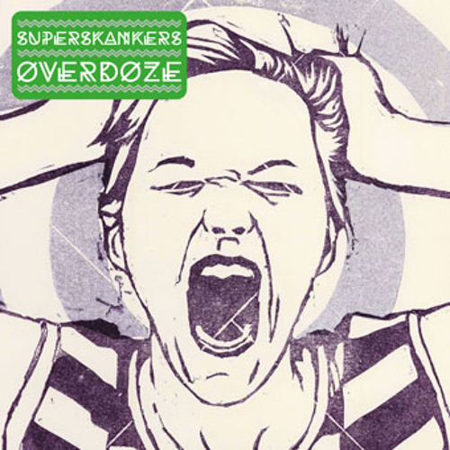 LJLGLB013: Superskankers - Overdoze (remixes by KGB, Stinkahbell & WECAN)