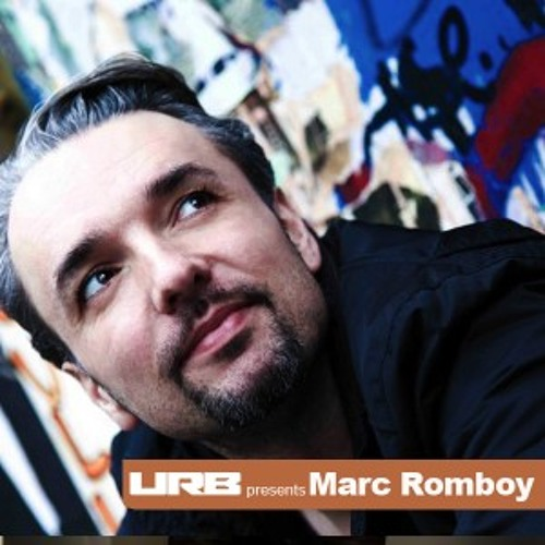 Marc Romboy URB Podcast (ADE Exclusive Mix)