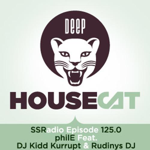 Episode 125.0 - philE Feat. DJ Kidd Kurrupt & Rudinys DJ