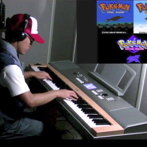 Pokemon G/S/C Trainer Battle (Piano Solo)