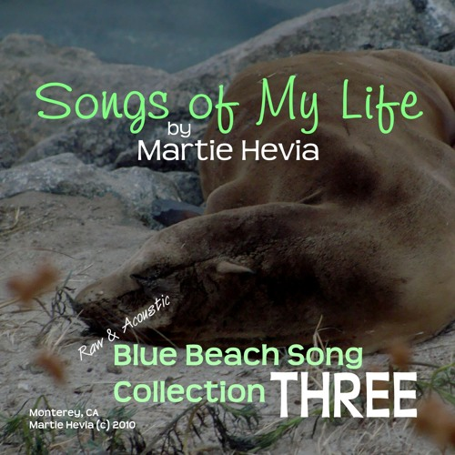 Blue Beach Song Collection: THREE
