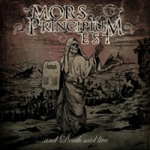 Mors Principium Est- And Death Said Live song premiere