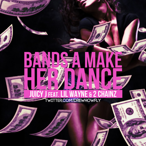 BANDS A MAKE HER DANCE FEAT. MAJIC