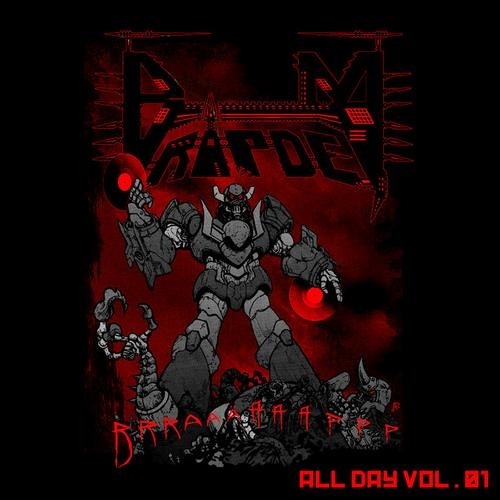 TASO - GhettUp 160bpm (BRAPD015 ALL DAY Vol. 01)