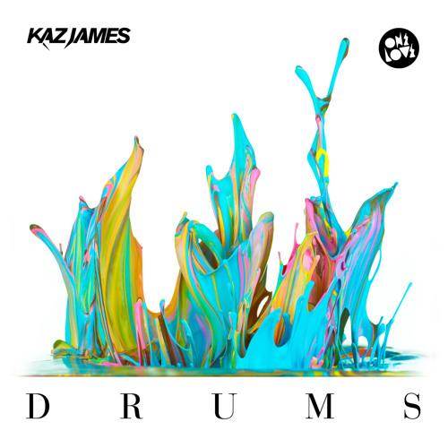 Kaz James - Drums (Extended Mix)