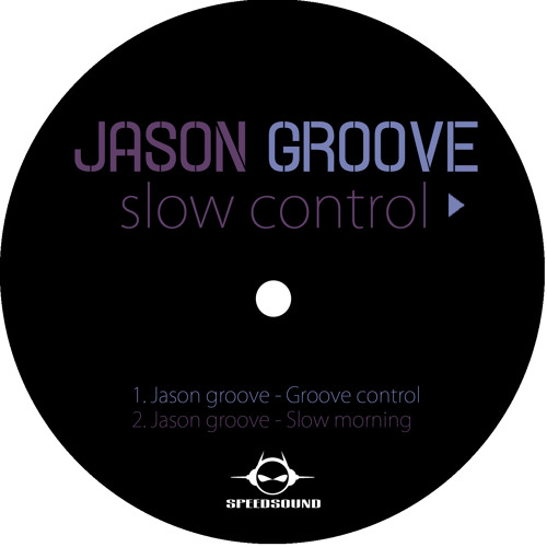 Jason Groove - Groove Control (Preview)