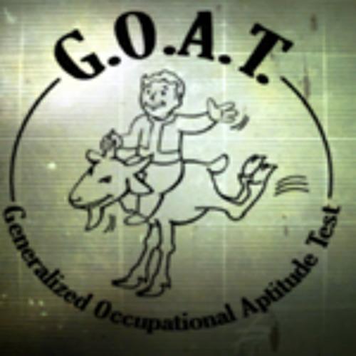 G.O.A.T. Exam (  Vault Dweller's Hand Book )
