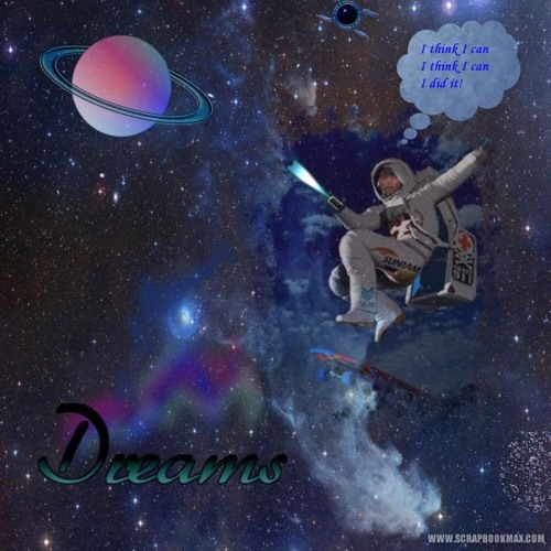 Space Dreams (Collab w/Dream Day)