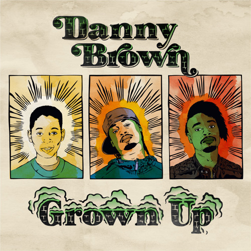 Danny Brown - Grown Up (Sleepy Bit Remix)