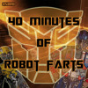 40 Minutes of Robot Farts Dubstep Mixtape by Osbro