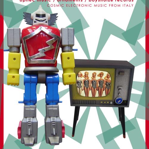 I-Robots - Live @ Bassment (Hong Kong) 8.4.2012