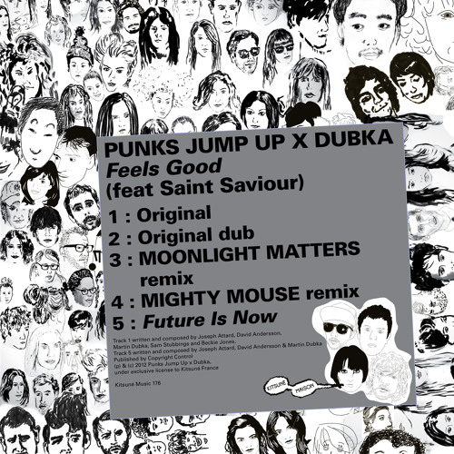 Punks Jump Up x Dubka - Feels Good (Feat Saint Saviour) EP -TEASER-