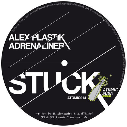 Atomic Soda 014 - Alex Plastik & Adrenaliner - Stuck (edit)