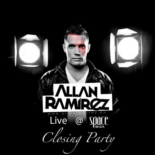Allan Ramirez Podcast Live @ Space Ibiza Closing