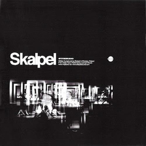 """Skalpel - Sculpture (""""Skalpel"""")"""