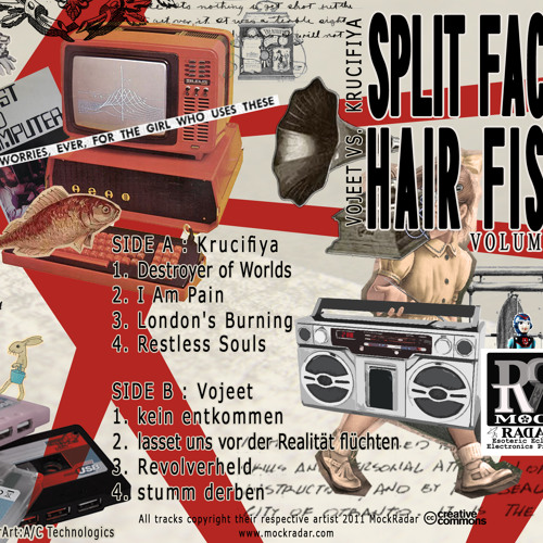 Krucifiya - Londons Burning 320 MP3 MockRadar.com MR007 SFHF vol 3 FREE DL