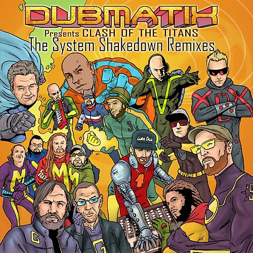 Dubmatix -Celebrate My Love feat. Jay Douglas (Victor Rice Dub)