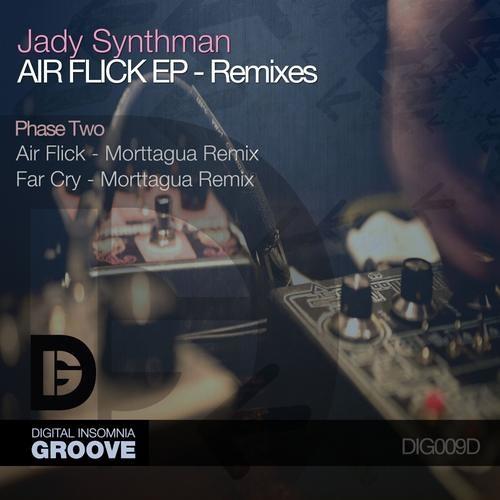 Jady Synthman - Far Cry (Morttagua Remix) [Digital Insomnia Groove]