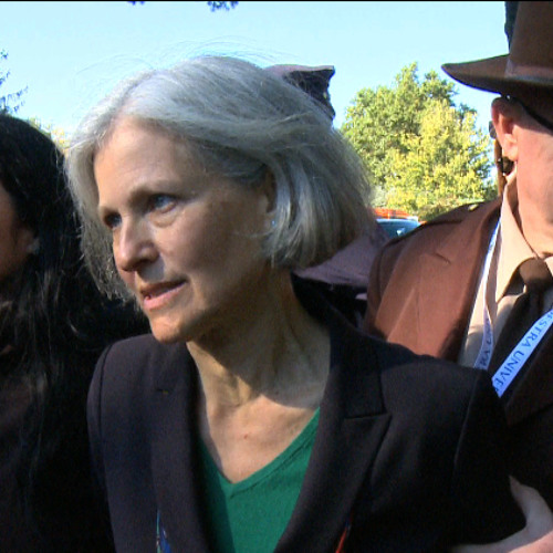 Green Party Candidates Arrested, Shackled to Chair For 8 Hours After Trying to Enter Hofstra Debate
