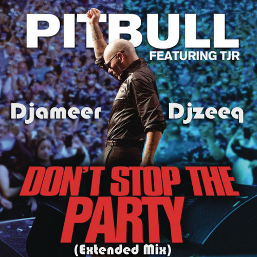 Pitbull ft Tjr -Don't Stop The Party DJAmeer & DJ Zeeq (Extended Mix)