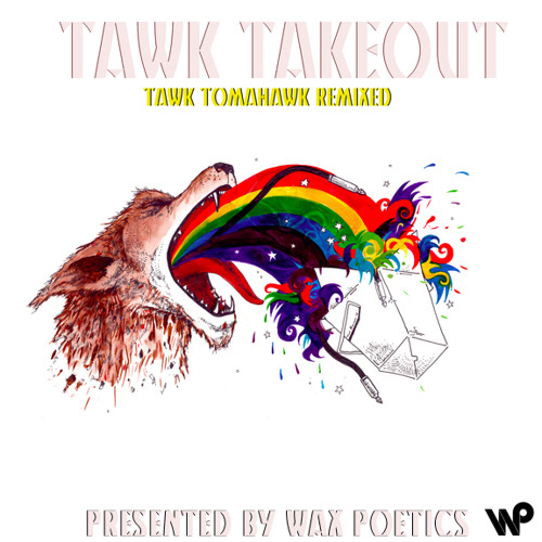 Hiatus Kaiyote - Tawk Takeout - 05 The World It Softly Lulls (Amin Payne Remix)
