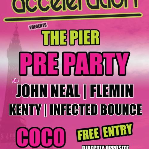 DJ Kenty - Pier Pre Party Live Set
