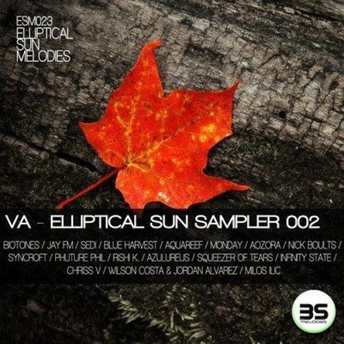Azulureus - Tethered Islands (Original mix) [Out on ESM]