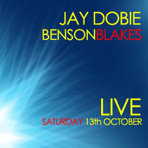 Jay Dobie - Live @ Benson Blakes 13-10-12