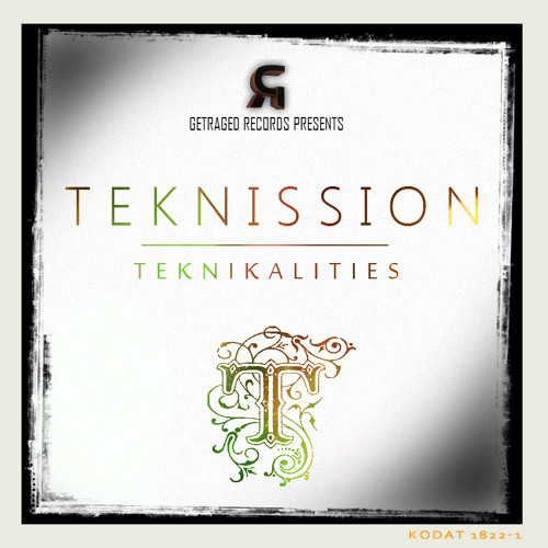 Teknission - Teknikalities EP Preview