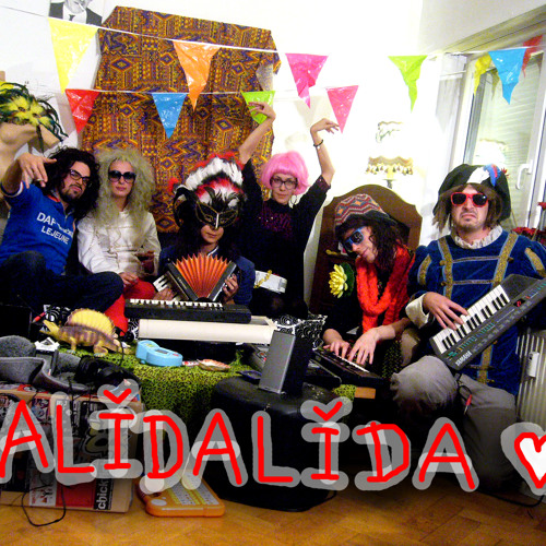 Dalidalida - Freaky Cheeky