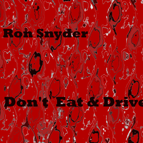 Ron Snyder - Don't Eat & Drive (Original Song / Demo) WARNING:  THIS SONG IS FAST