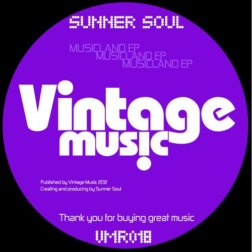 Sunner Soul - Musicland EP