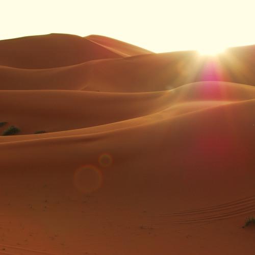 Echoes of desert - Milana
