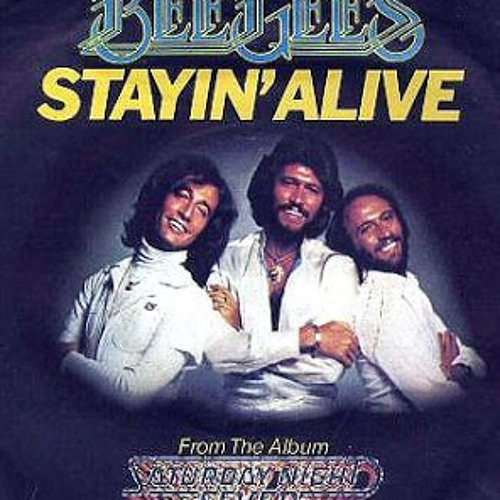 The Beegees - Stayin Alive LOGAM Bootleg RMX (FREE DOWNLOAD!!!)