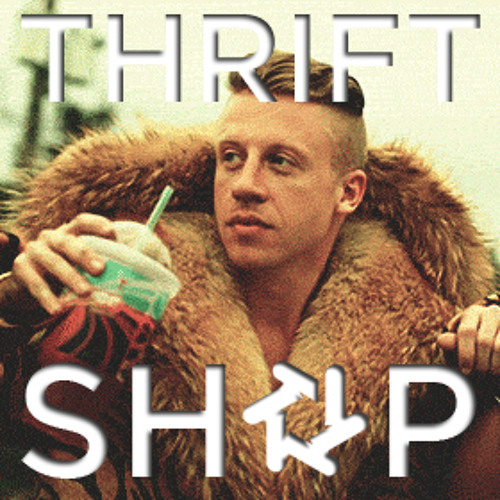 Macklemore & Ryan Lewis - Thrift Shop (Dubvirus Refix) FREE DOWNLOAD