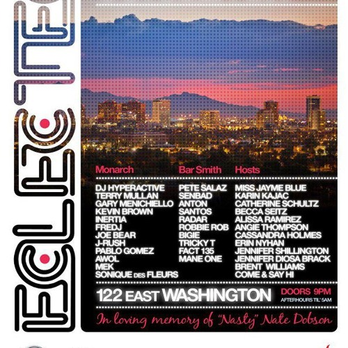 Inertia October 2012 Mix (Special EclecTech Edition)