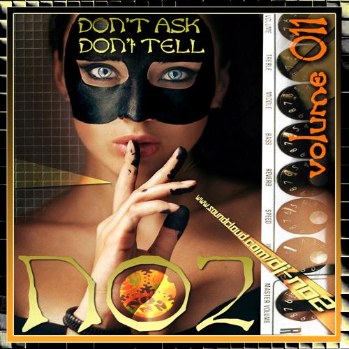 DJ NO2 - vol 011 - DONT ASK DONT TELL