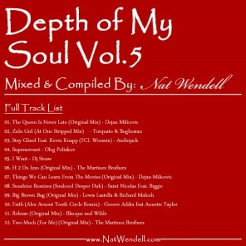 Depth of My Soul Vol.5