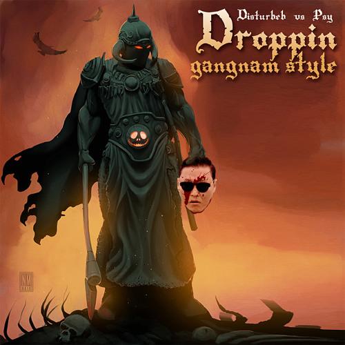 Droppin' Gangnam Style (Halloween Mashup)