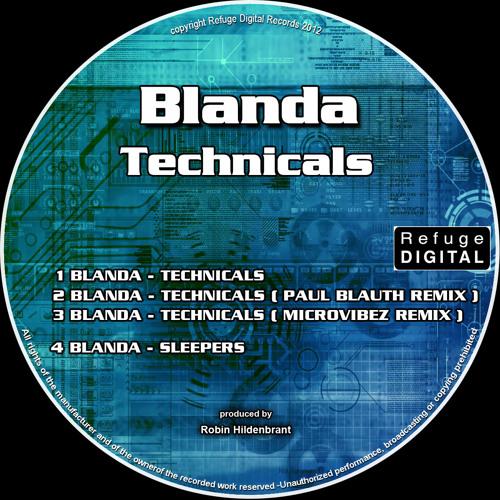 Blanda - Technicals (Microvibez Remix) 128kb