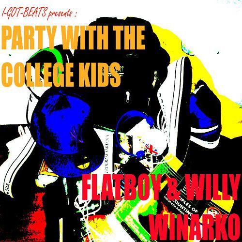 Willy Winarko - High (Prod by Flatboy)