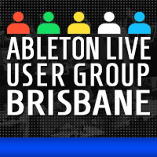 Ableton Live User Group Brisbane